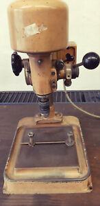 Tischbohrmaschine gebraucht/ BT 6/DDR-Qualität