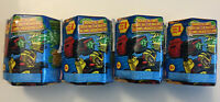 Lot of 4 Ready 2 Robot Series 1 Build, Swap, Battle, Make Slime Mystery Pack!