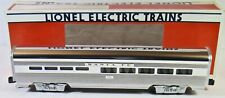 Lionel 6-19111 Santa Fe Illuminated Aluminum Diner Car  ***NEW***