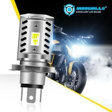 1X H4 9003 LED Bulb HID White Hi/Lo Beam Motorcycle Headlight Front Light Kit