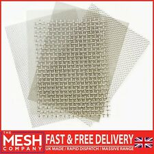 More details for stainless steel woven wire mesh heavy duty, coarse, fine & ultra fine