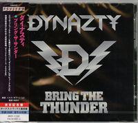 DYNAZTY-BRING THE THUNDER-JAPAN CD F83