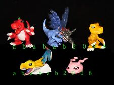 Bandai DIGIMON figure COLLECTIVE VER2.0 gashapon (full set of 5 figures)