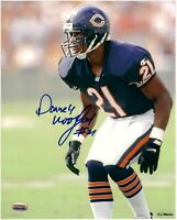 Donnell Woolford Chicago Bears Autographed 8x10 Football Photo