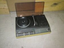 Platine disque vinyle Philips 940 radio et cassette