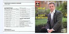 MOZART CD PIANO WORKS  / DANIEL BARENBOIM
