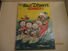 Walt Disney's Comics and Stories # 130  US  10c