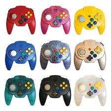 【10variations】Nintendo 64 Hori Pad Mini Controller N64 Japan F/S