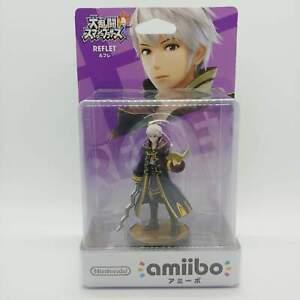 REFLET Amiibo (Robin) - Super Smash Bros. Figure - Nintendo JAPAN Region Free
