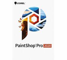 PaintShop Pro 2020  - download and lifetime license Key