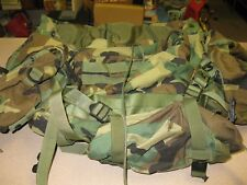 US Army Camo Alice Pack Molle Pack Large Military Surplus