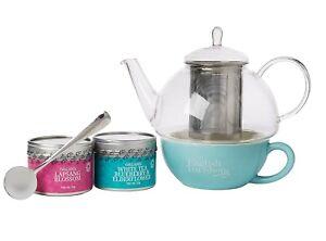 English Tea Shop Regular tea Pot with Cup Gift Box