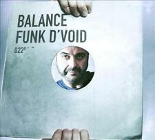 FUNK D'VOID - BALANCE, VOL. 22 [DIGIPAK] USED - VERY GOOD CD