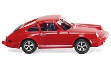 #016101 - Wiking Porsche 911 SC - rot - 1:87