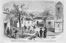 ASSASSINATION OF AMERICAN CITIZEN ORMOND CHASE BY THE MEXICANS AT TEPIC IN 1859