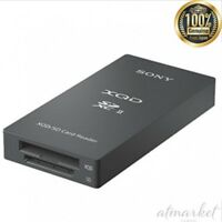NEW Sony XQD card reader MRW-E90 BC2 SYM genuine from JAPAN