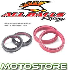 ALL BALLS FORK OIL & DUST SEAL KIT FITS HONDA CBR600F4 1999-2006