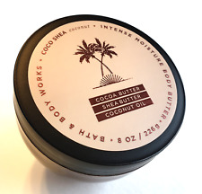 New! Bath Body Works Cocoshea Coconut Body Butter Intense Moisture cream lotion