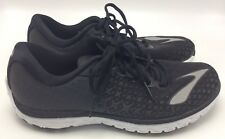 NWOB! Brooks Womens Pureflow 5 Black Running Shoes Size 9 M #1202071