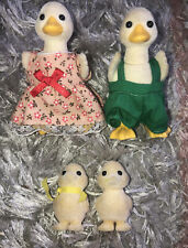 SYLVANIAN FAMILIES DUCK FAMILY WITH 2 BABIES ❤️