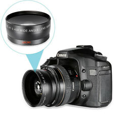 58MM 0.45x Wide Angle Macro Lens for Canon EOS 450D 500D 550D T1i T2i XTi XSi