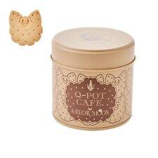 💕Sailor Moon×Q-pot Cafe Limited Item Moon fairies biscuit can 💕plane Q pot