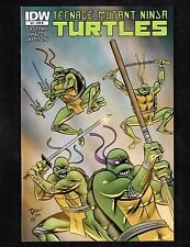 Teenage Mutant Nina Turtles #21 ~ Retailer Incentive Variant ~ (9.2) 2013 WH