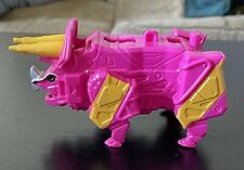 Bandai Power Rangers Dino Charge Megazord Part Triceratops INCOMPLETE