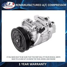 A/C AC Compressor Fits Nissan Altima 2007-2012 Sentra 2007-2012 L4 2.5L 67664