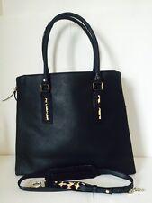 NEW Stella & Dot Madison Tech Bag ~ Black ~ Fits Laptop!