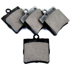Eicher Rear Brake Pads (Teves/ATE System) Mercedes-Benz C-Class C 220 CDi