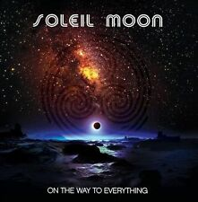 SOLEIL MOON - On the Way to Everything (+3) AOR/MELODIC ROCK - CD-Issue/SEALED
