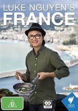 Luke Nguyen's France NEW R4 DVD