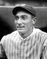 Tony Lazzeri #2 Photo 8X10 - New York Yankees