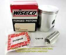 Suzuki RM125 1987 WISECO FORGED PISTON 557P1 557P3 557P5