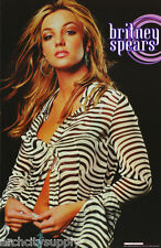 POSTER: MUSIC: YOUNG BRITNEY SPEARS - B/W TOP  -  FREE SHIPPING !  #9046  RC51 U