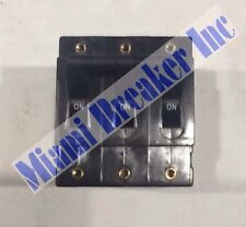 Airpax UPL111-1REG4-5020-1 Circuit Breaker 2A 125V 3 Pole Unit