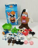 Vintage 2002 Toy Story Mr Potato Head Disneyland Resort Paris + accessories
