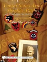 United States Army Shoulder Patches and Related Insignia from WW I - Korea Vol 2