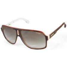 Carrera Sunglasses Carrera 1001 C9k HA Orange Havana White Brown Gradient