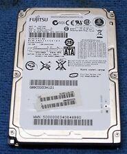 TOSHIBA FUJITSU 120GB 5400RPM SATA LAPTOP HARD DRIVE HDD MHW2120BH - K000052490