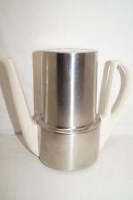 WMF Thermo Kaffe Kanne 50iger Chromagan Thermohülle ca 22cm hoch