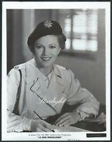 Annabella 1940s ORIGINAL Portrait Photo 134 Rue Madeleine 1949s Coat Beret