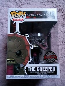 FUNKO POP! JEEPERS CREEPERS - THE CREEPER SPECIAL EDITION #848 Movies Rare New