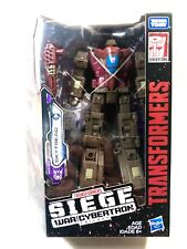 Transformers War for Cybertron: Siege Deluxe Skytread Action Figure