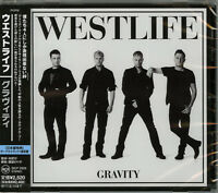 WESTLIFE-GRAVITY-JAPAN CD BONUS TRACK F30