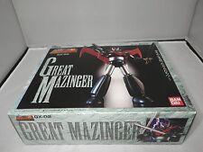 Great Mazinger Z GX-02 Soul of Chogokin Bandai Japan Gx-02 GREAT MAZINGER Z