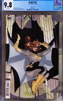 Batgirl 50 CGC 9.8 First appearance of Ryan Wilder,  VARIANT Terry Dodson CVR B