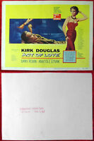 "6 Lobby Cards / Aushangfotos ""Act of Love""  Original US 1954  Kirk Douglas"