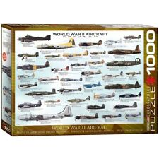 EG60000075 - Eurographics Puzzle 1000 Pc - WWII Aircraft